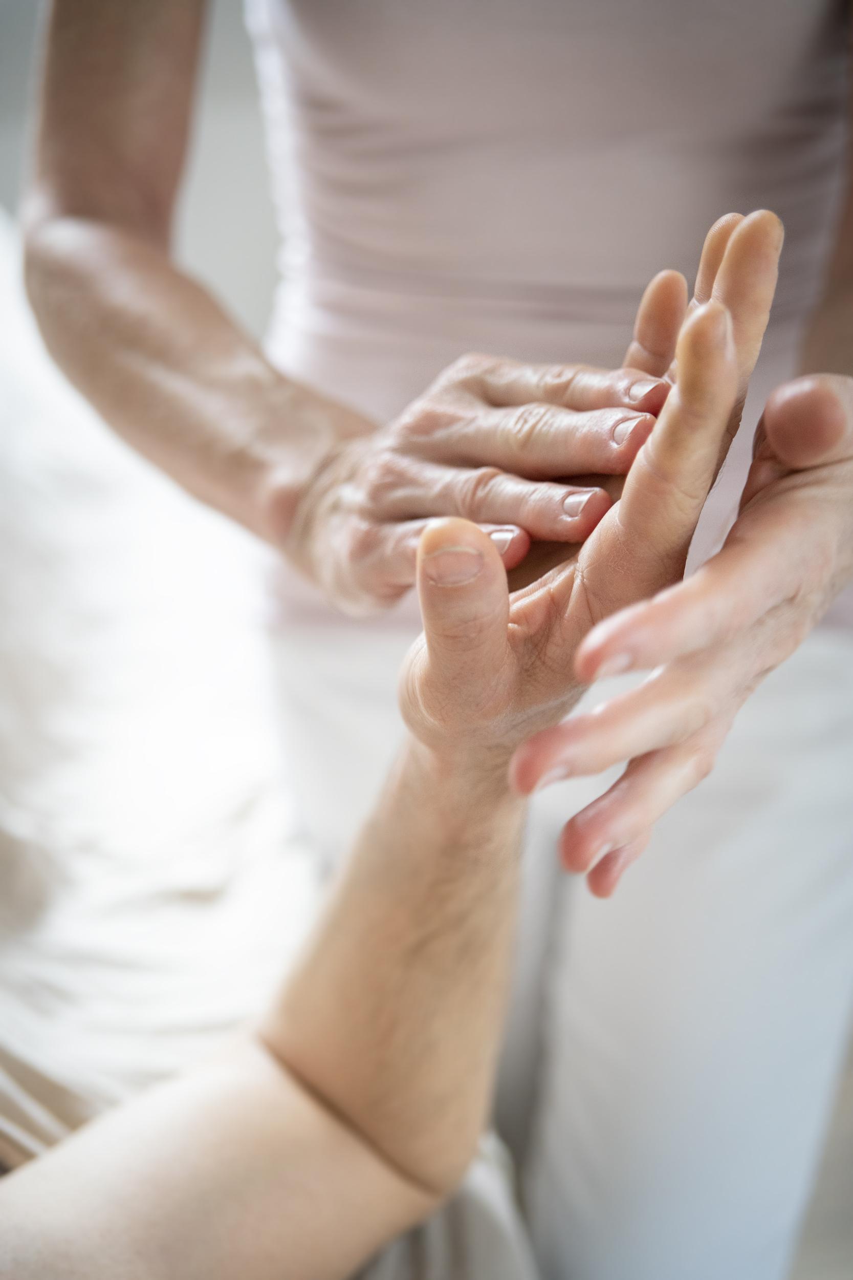 Hand-Reflexzonen-Massage: Weil es auf der Hand liegt…